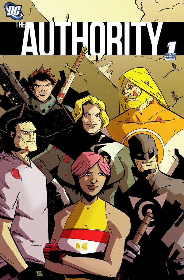 New 52 Authority